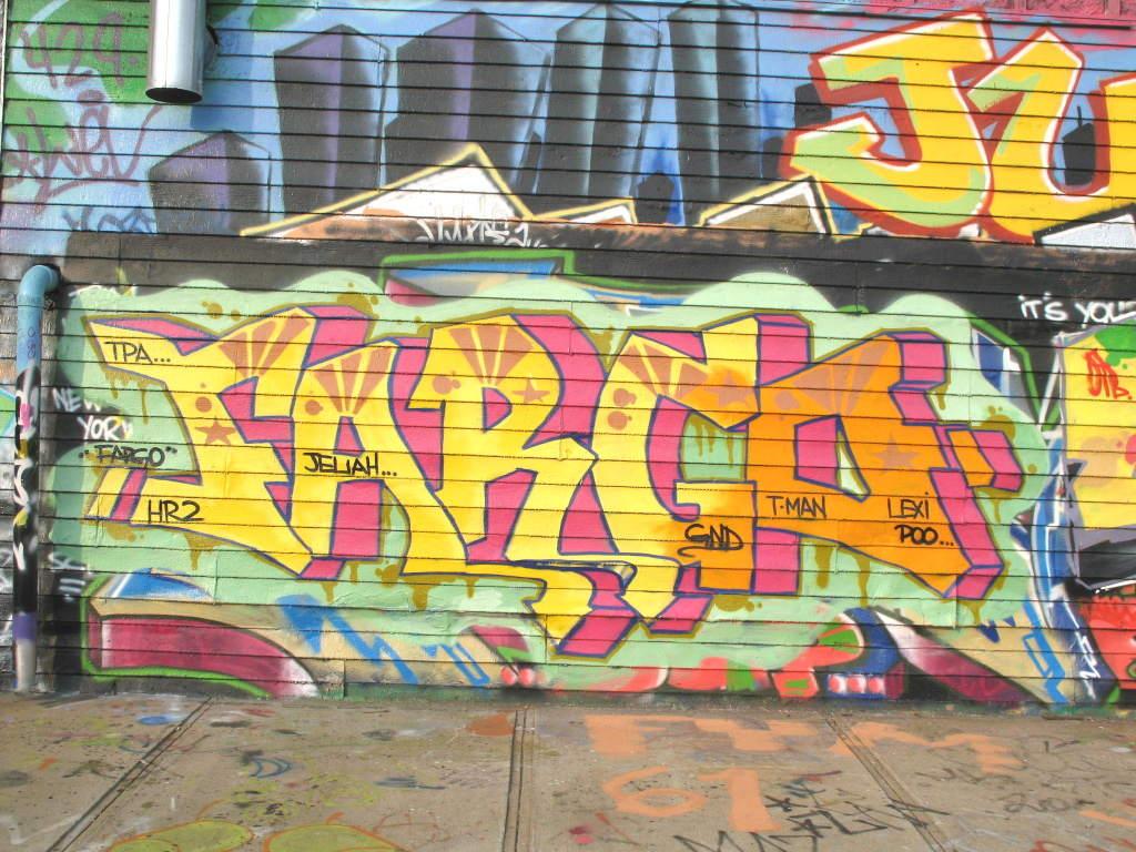 Art Crimes: Fargo