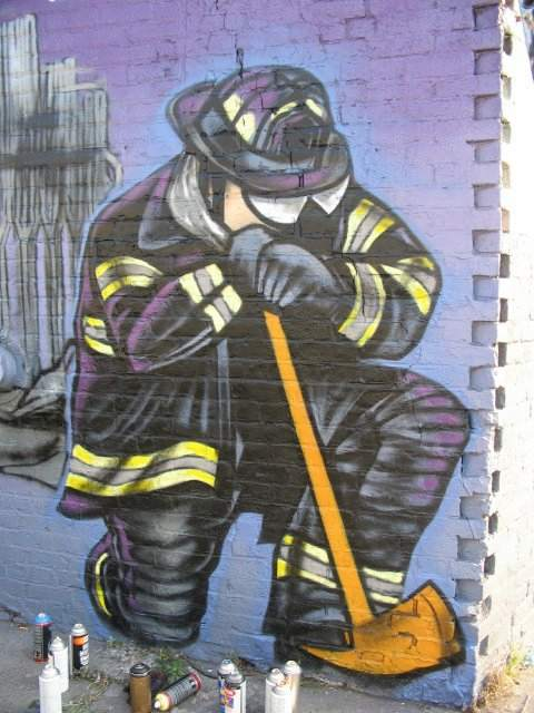 Art Crimes: Murals About September 11, 2001, p3