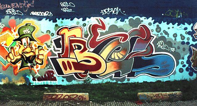 bcs2.  GRAFFITI/Граффити.