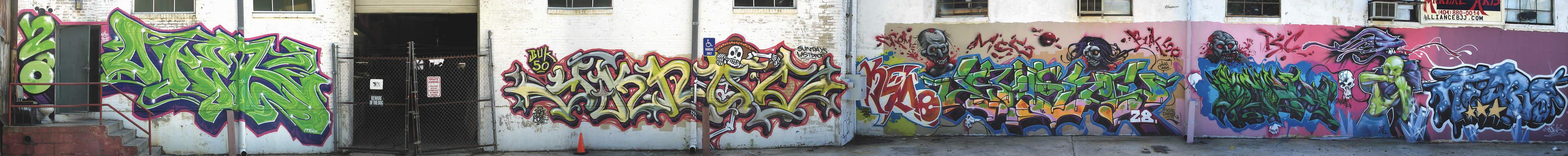 Art Crimes: Atlanta 38 Pictures Of Corrections