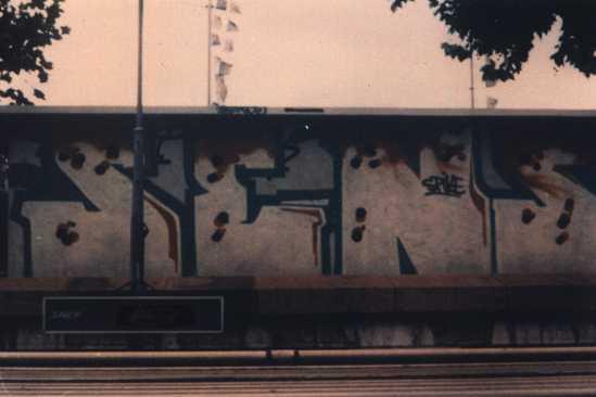 Amsterdam Excusions. Railroad trax. Why? Sketches of Bando.