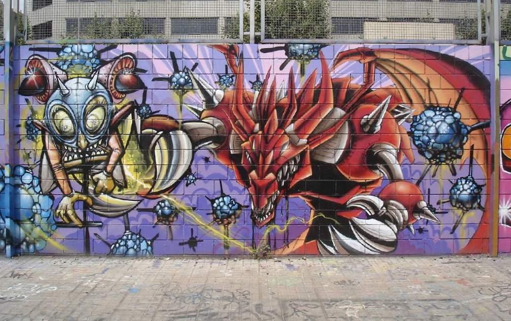 Rinoadiary forum leggi argomento tag scritte sui muri for Immagini di murales e graffiti