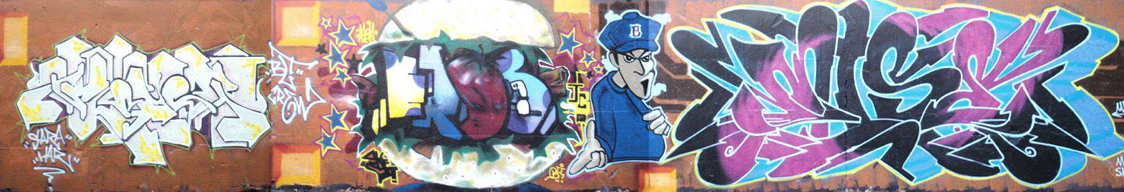 Art Crimes: Boston 13