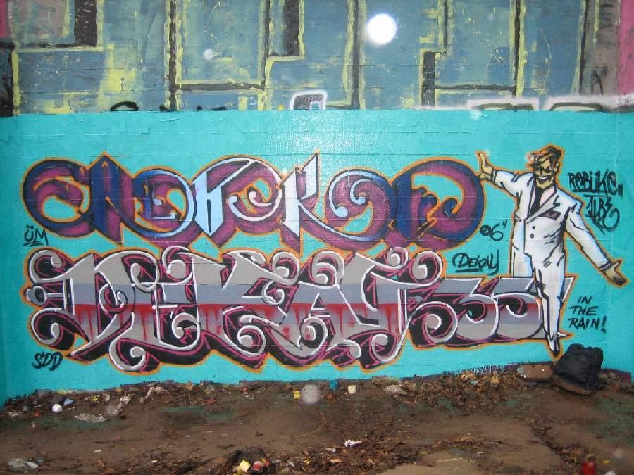 Art Crimes California - 21 amazing examples of graffiti