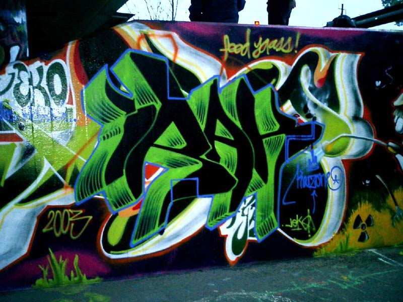 Art Crimes Carz - Carz