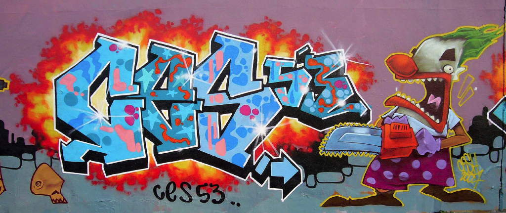Holland And Holland >> Art Crimes: Ces53, p3