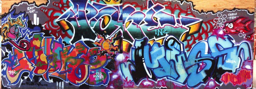 Art Crimes: Ces53, p2