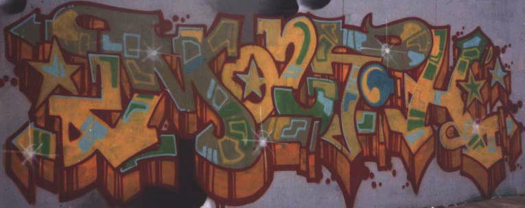 Math Graffiti | Graffiti Sample
