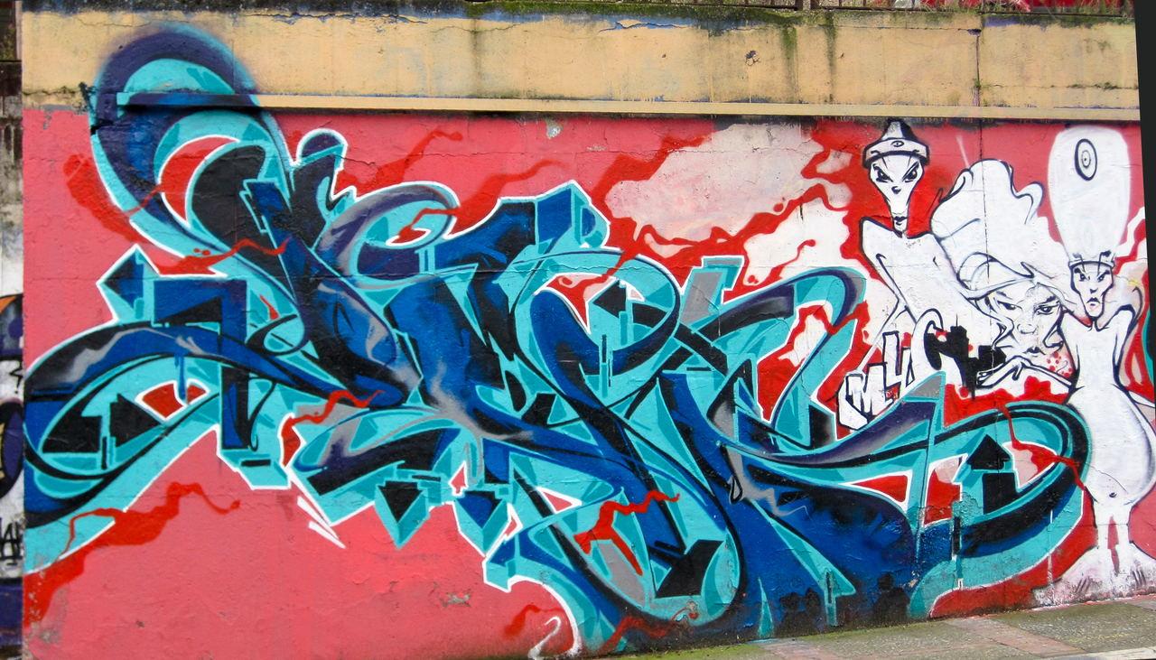 Art Crimes: Deno