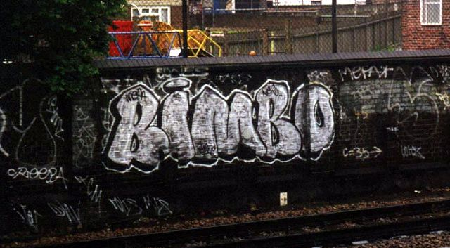 London Trackside Bombing - Part Two