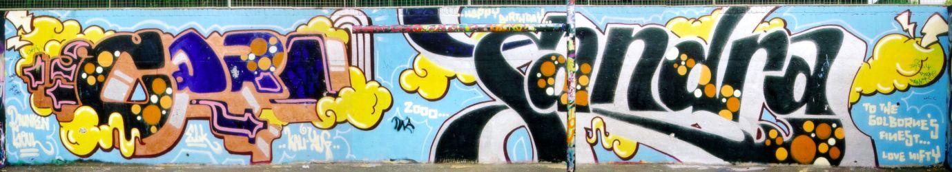 Sandra Graffiti