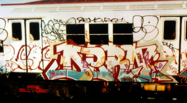 DJ Dero - The Train
