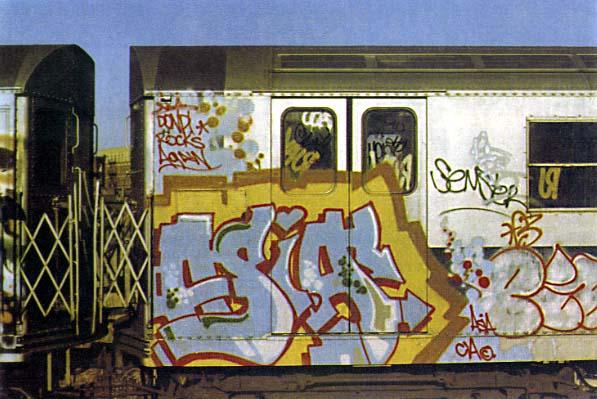 Dondi CIA - graffiti - graffiti.startpagina.nl