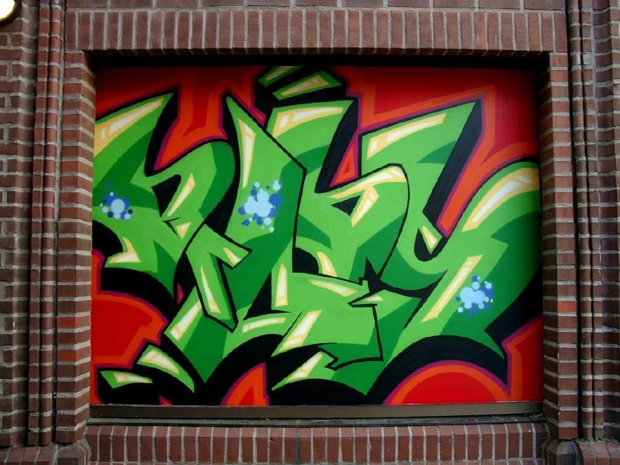 Drop Graffiti