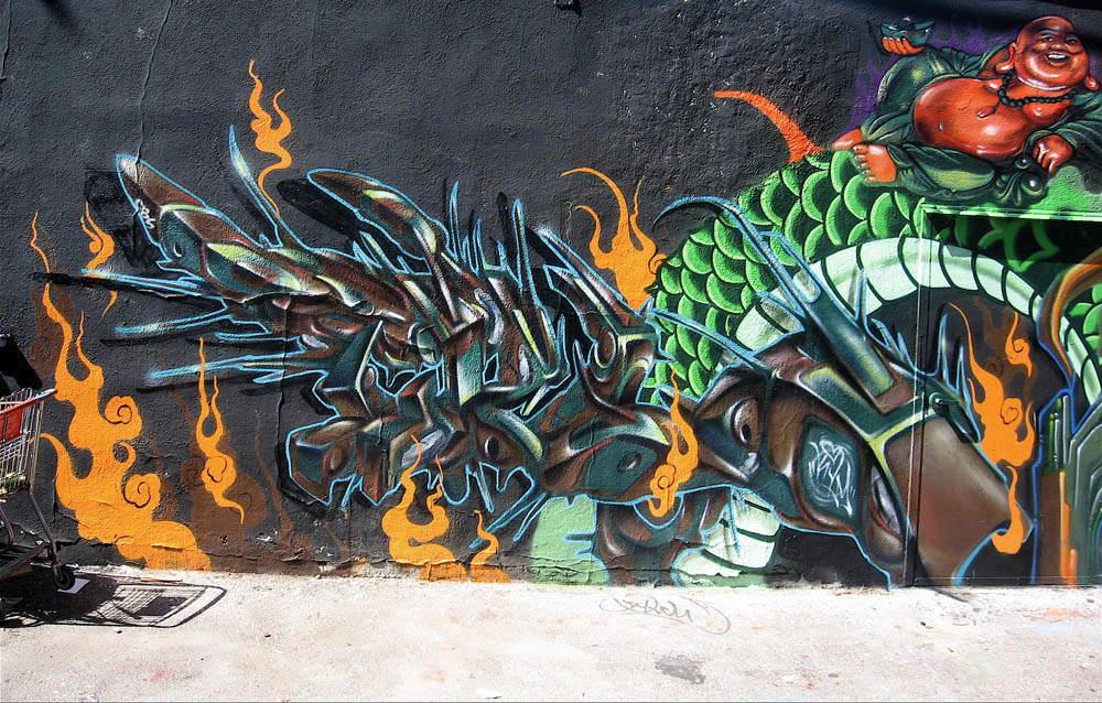 los mejores graffitys: