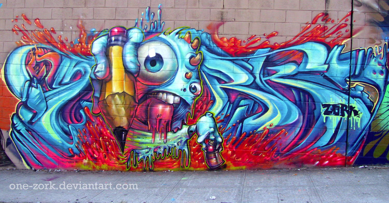 street art crime or art Graffiti is always vandalism graffiti's most salient characteristic is that it is a crime john lindsay does the market for street art create a difference between vandalism and graffiti read more.