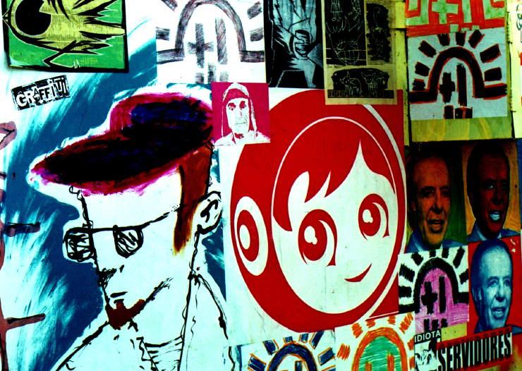 Connu Art Crimes: Une représentation symbolique de communication urbaine  FF97