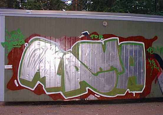 Graffiti Yo Mama