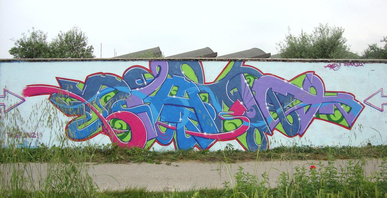 Картинки крутые граффити скетчи