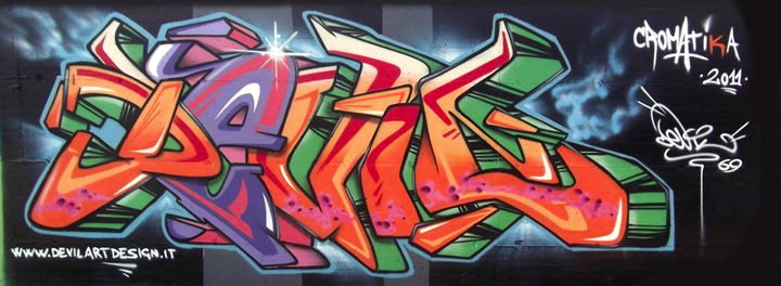 All City Spray Paint