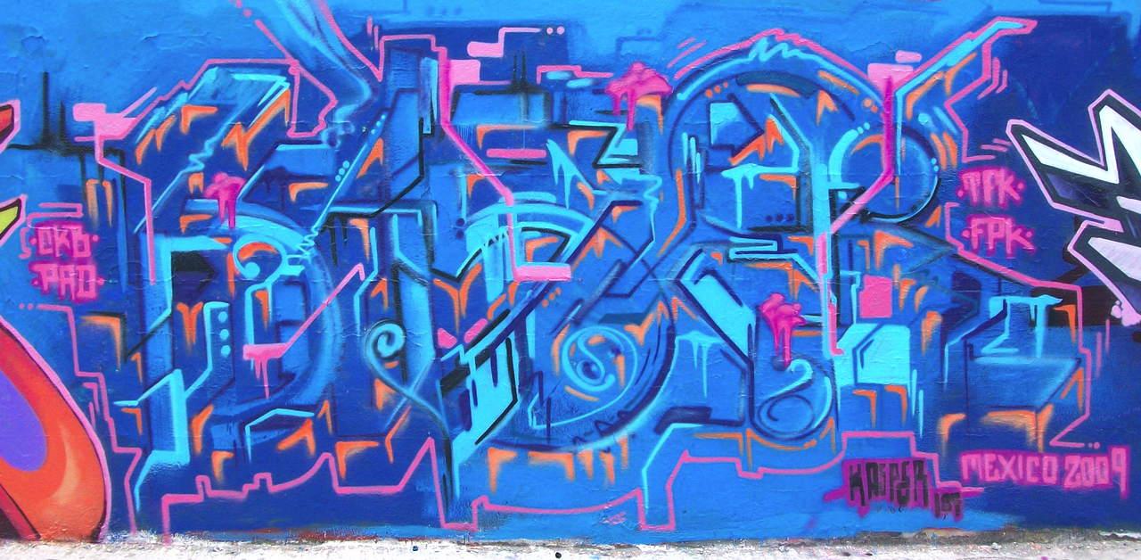 Kasper Graffiti