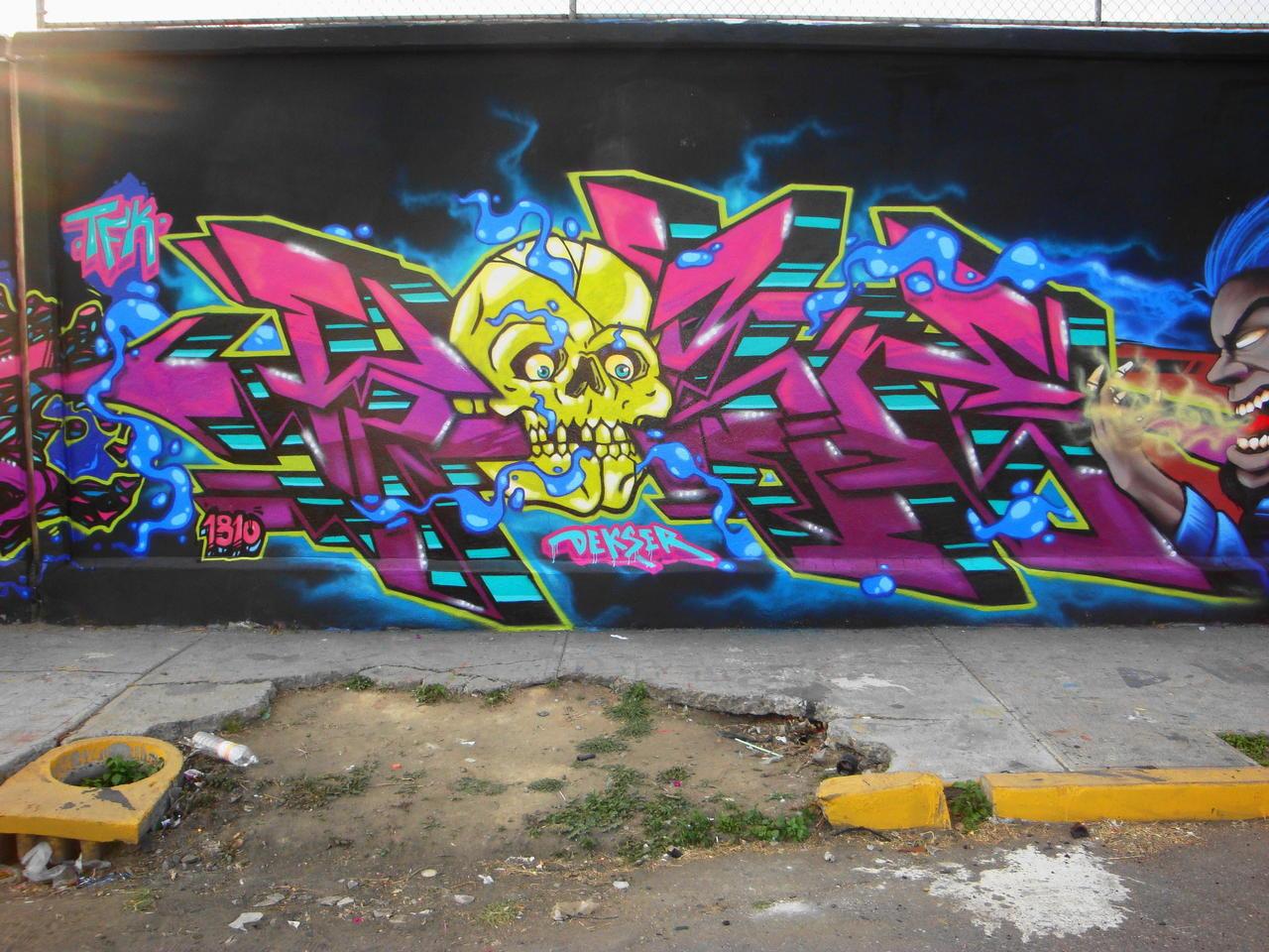 graffiti essays