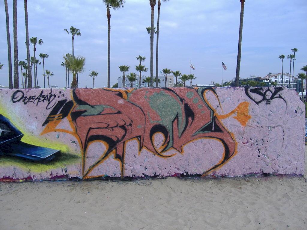 Sol Graffiti Art