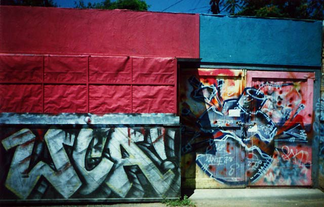 Essays on graffiti art or crime