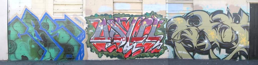Art Crimes: Los Angeles 94