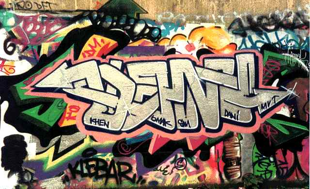 Nombre danny en graffiti - Imagui