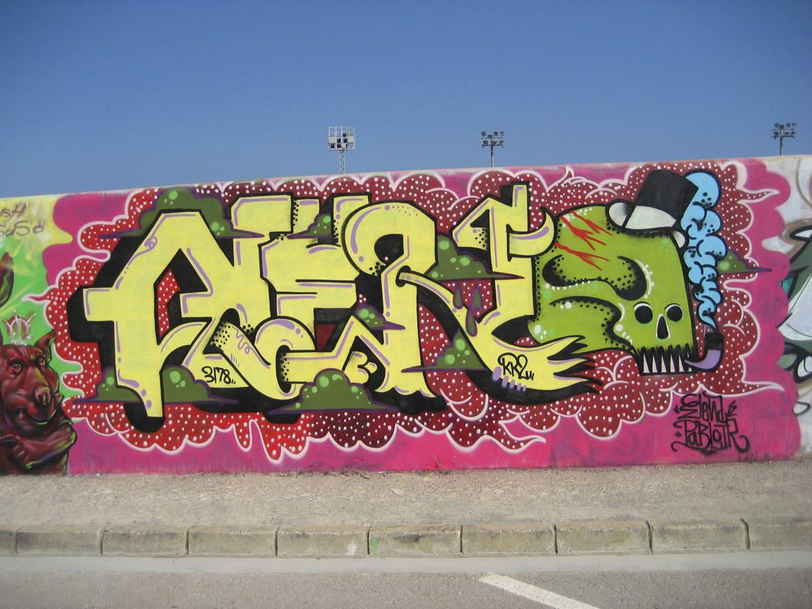 Art Crimes: Madrid 16