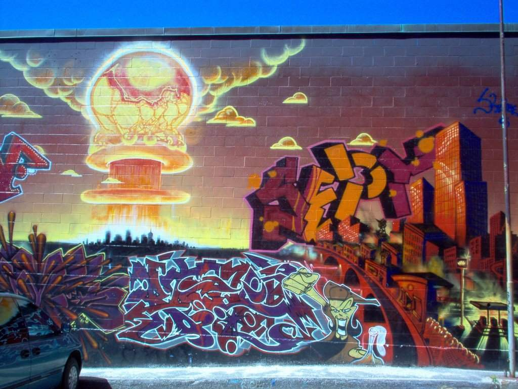 Art crimes the culture and politics of graffiti art - Graffiti bubble ...