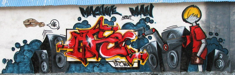 Art Crimes Max All City