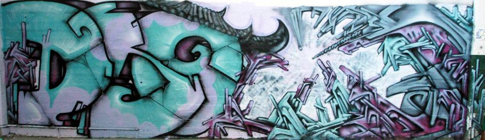 Art Crimes  Max All City
