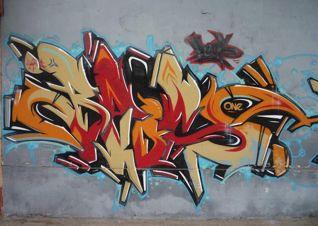 Graffitis milan taringa