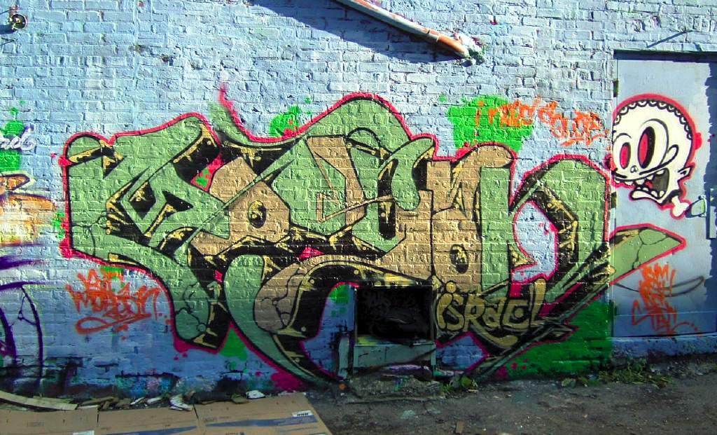 Morgan 2007 Art Crimes Nsh Crew P2 Colin Charvis 2007