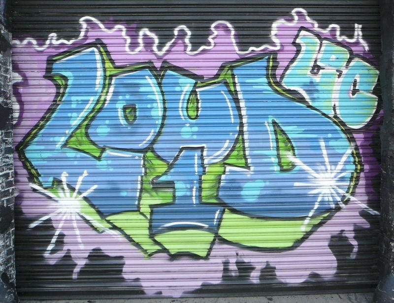Art Crimes: New York 1...
