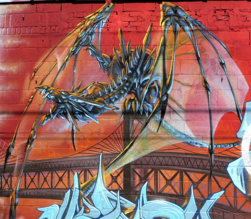 dragon citey