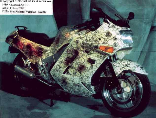 Art Crimes Motorcycles
