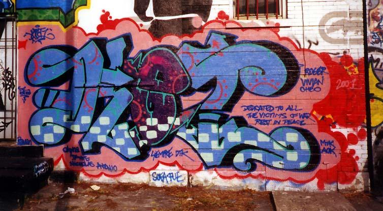 Ket Graffiti