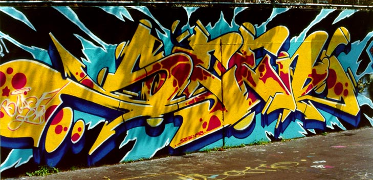 Exhibition - Seen: Graff Loser