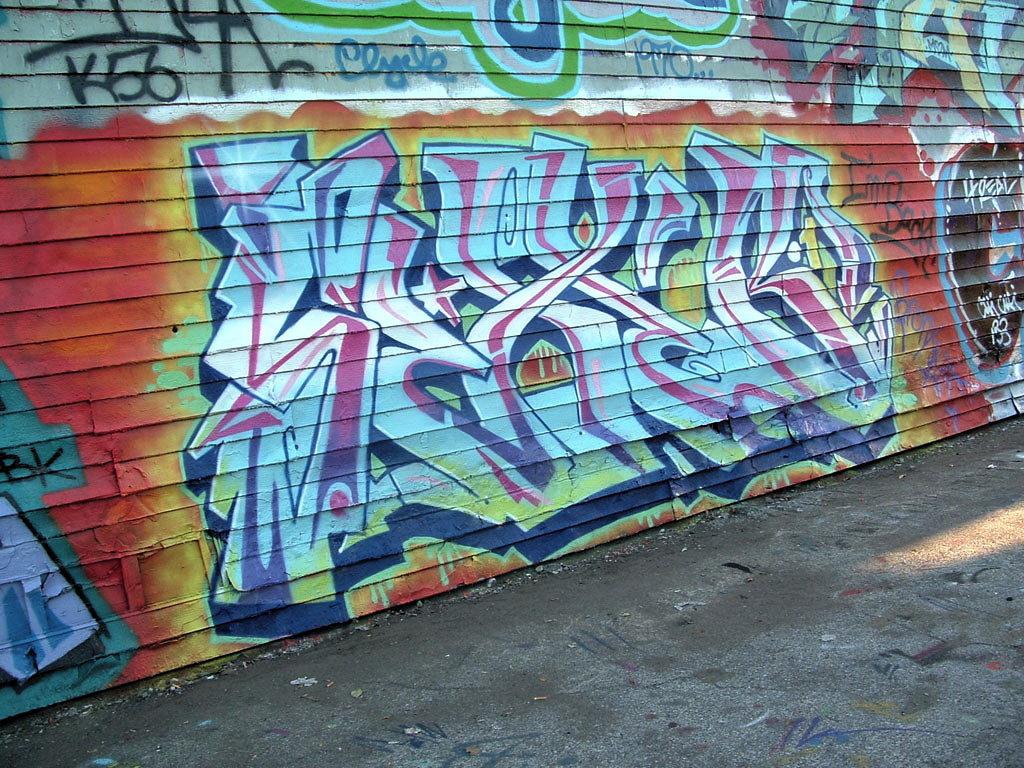 Art Crimes New York 99