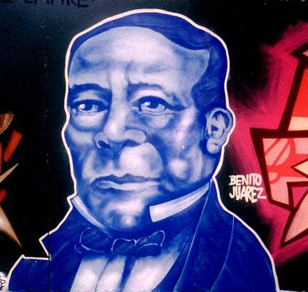 Art crimes order for Benito juarez mural