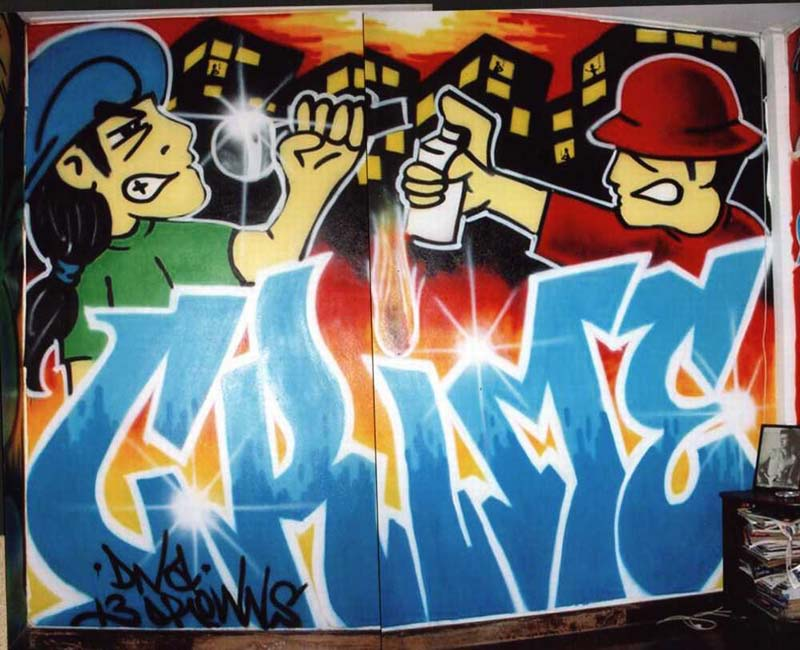 graffiti art or crime essay I am intending on exploring whether graffiti is art or is graffiti art or vandalism cultural studies essay print graffiti is considered a crime in most.