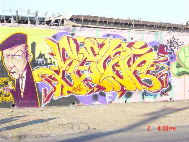 Art Crimes: Philadelphia 25