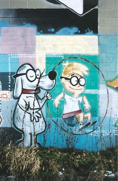 Graffiti Rhode Island