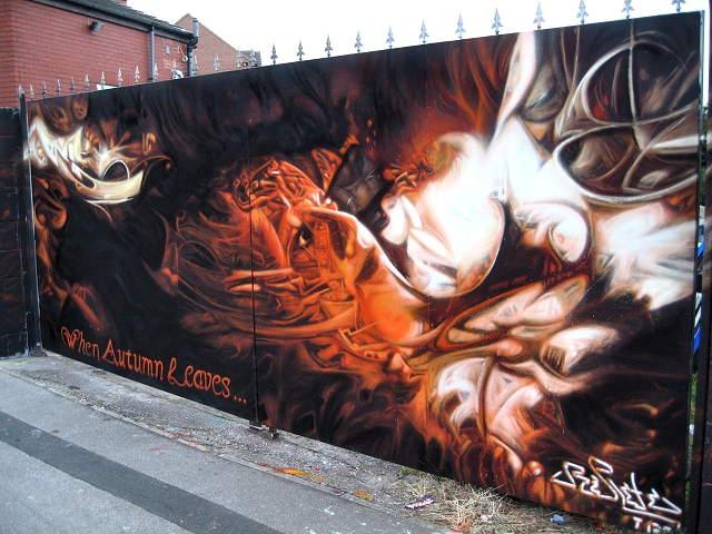 Los mejores Graffitis por el Mundo