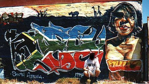 Art Crimes: South Africa 1