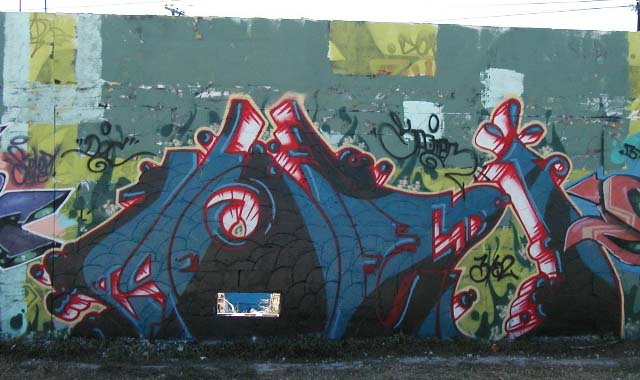 Art Crimes: San Antonio, Texas, page 4