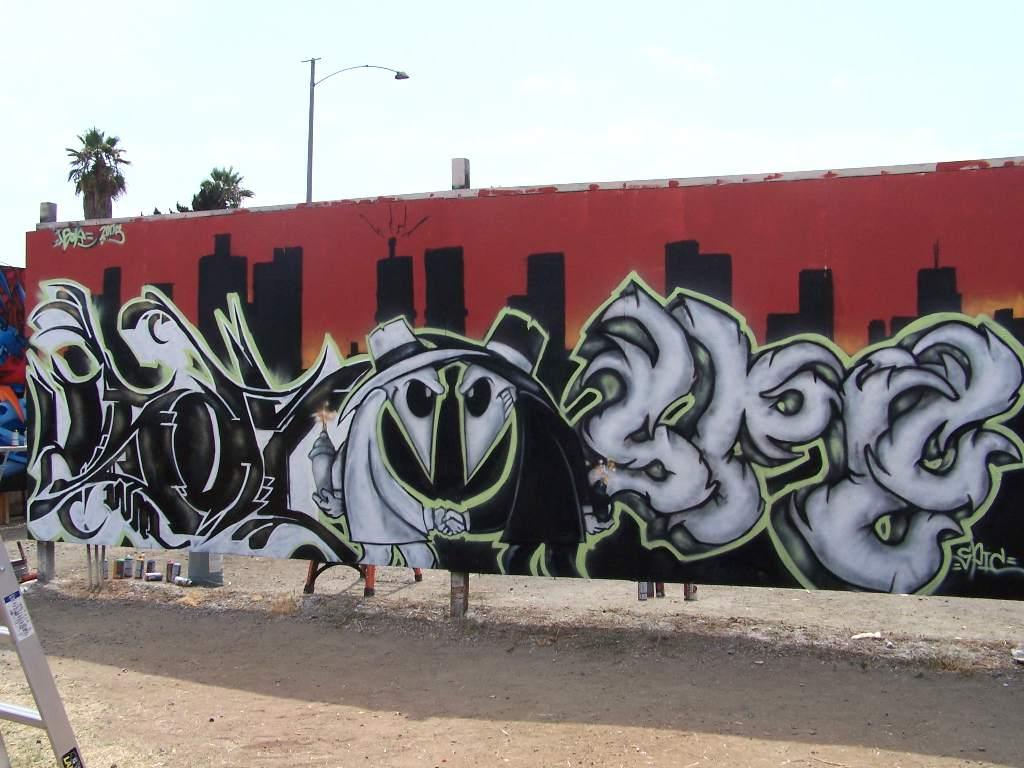 Art Crimes: San Diego 19